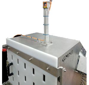 Opciones y accesorios detector de llenado láser