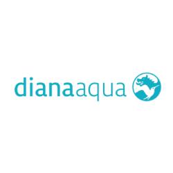 logotipo de dianaaqua