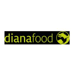 Logotipo de Dianafood