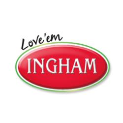 logotipo de ingham