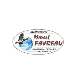 logotipo de marcel favreau
