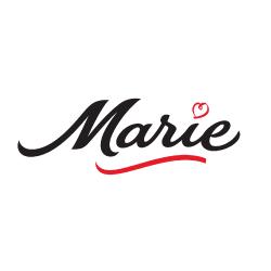logotipo de marie